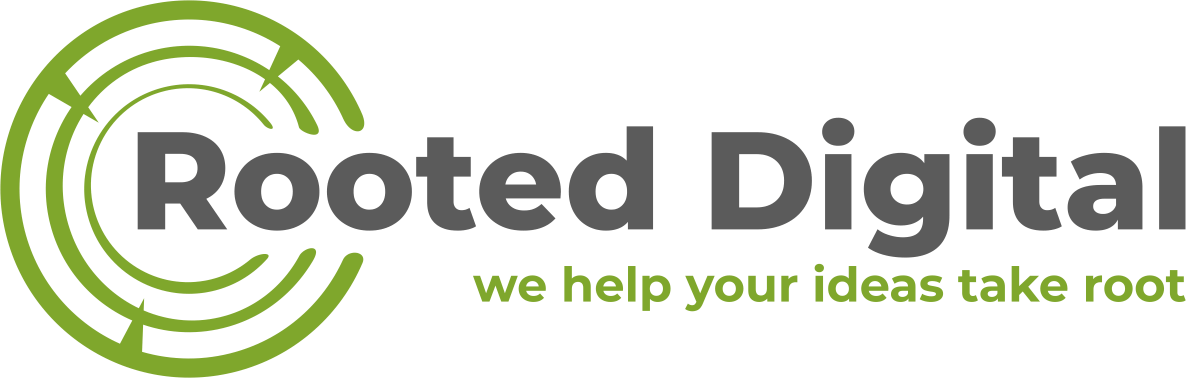 Rooted Digital Logo